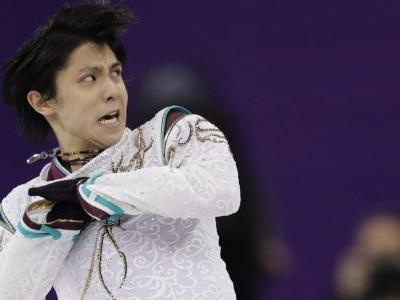 Hanyu defends Olympic gold medal in men's figure skating