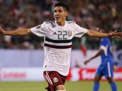 Mexico ships two in narrow win over Martinique