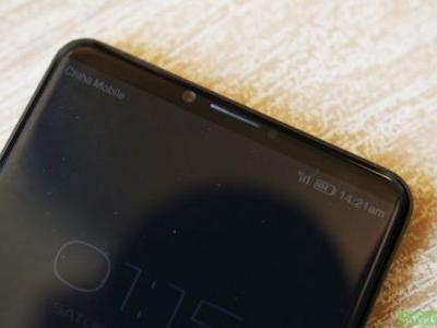 Huawei P20 leaked photos show beautifully small bezels, volume buttons strangely absent
