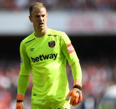 Southgate explains Hart absence from England's World Cup squad