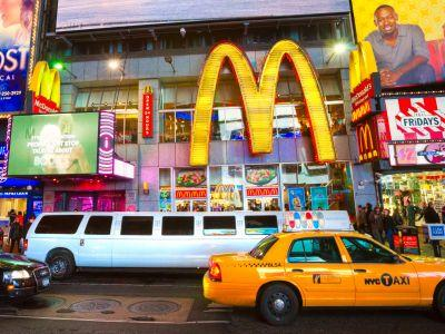 McDonald's beats on earnings, sales expectations