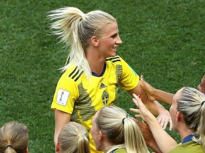 Women's World Cup 2019: Sweden defeats England to claim bronze medal