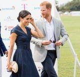 Harry and Meghan Continue Their Summer of Fun With a Very Important Polo Match