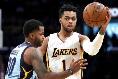Lakers can now start the D'Angelo Russell sweepstakes