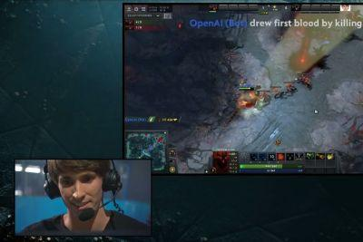The world's best Dota 2 players just got destroyed by a killer AI from Elon Musk's startup