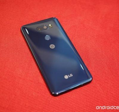 LG V30S hands-on: A 2017 smartphone with 2018's buzzwords