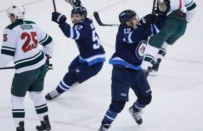 Jets reach new heights, dispatch Wild for 1st series win in franchise history