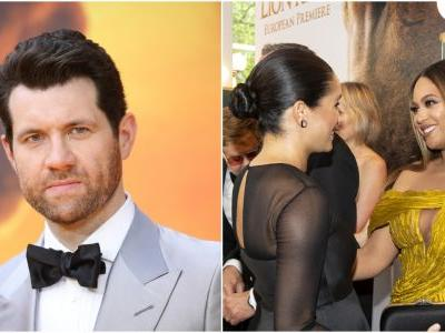 Billy Eichner Revealed That *Gasp* Even Beyoncé Was Nervous to Meet Meghan Markle