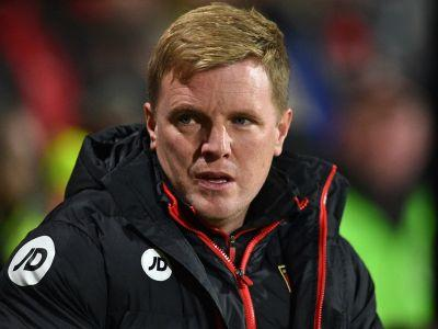 Howe proud despite dramatic Bournemouth collapse against Arsenal