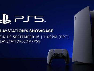 PlayStation 5 Showcase Set for September 16
