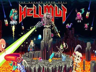 Hellmut: The Badass from Hell Review - Frenetic, Tense & Violent Fun