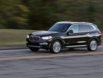 2018 BMW X3 xDrive30i Tested: It's Good at Nearly Everything