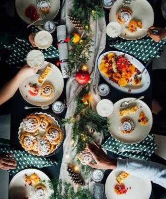 Holiday Brunch Tips and Recipes