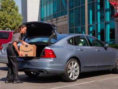 Amazon Now Delivers Packages To Your Car
