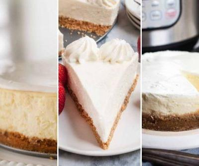 3 Ways to Make a Great Cheesecake