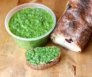 Spicy Arugula Pesto
