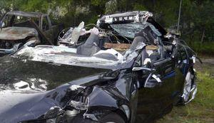 AP Source: US ends probe of fatal Tesla crash without recall