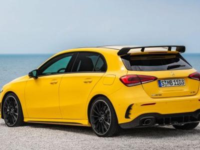 AMG's New A45 Could Top 400bhp, But We'd Choose The 302bhp A35