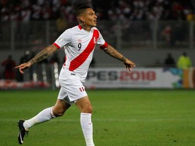 Peru captain Guerrero gets 1-year ban for doping, misses World Cup