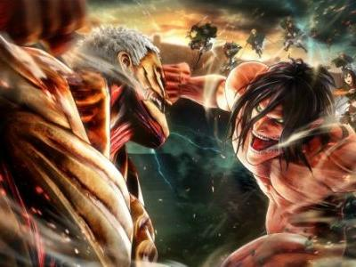 Attack On Titan 2 Coming To America In March 2018