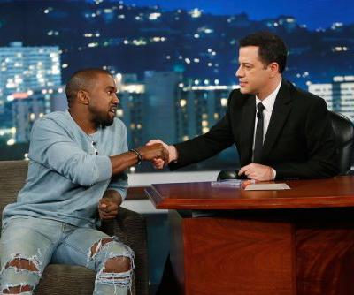 Kanye West to Appear in Upcoming 'Jimmy Kimmel Live' Episode