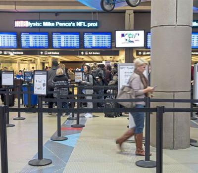 Shortage of controllers halts flights to LaGuardia; Pittsburgh International seeing delays