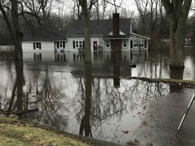 Photos: 2018 February flooding across W. MI