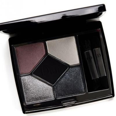 Dior Black Bow (079) Eyeshadow Palette Review & Swatches