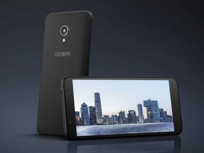 Android Go lands on hyper-cheap Alcatel 1X phone