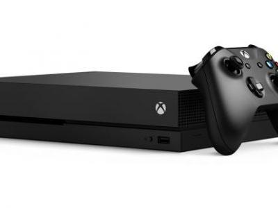 Xbox One X pre-orders are live again, get 'em while you can