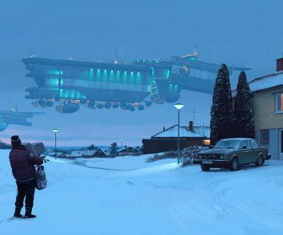 'Tales from the Loop': New Amazon Sci-Fi Series Based on Swedish Art