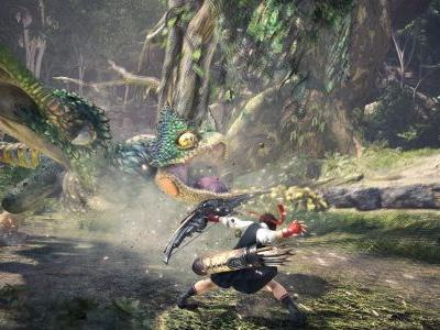 Monster Hunter World: Where to find the Earth Crystal, Dragonite Ore and Herbivore Egg