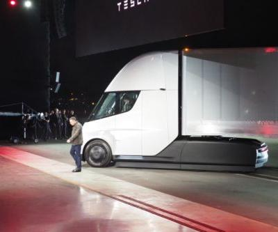 The Tesla Semi tackles this classic truck safety problem using tech