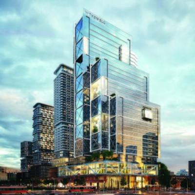 """New Development in Toronto Is """"Choreographed City-Building"""""""