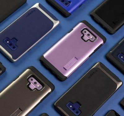 The Galaxy Note 9 brought out the best in Spigen