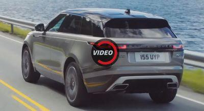 New Range Rover Velar Has 'Money-Making Machine' Written All Over It