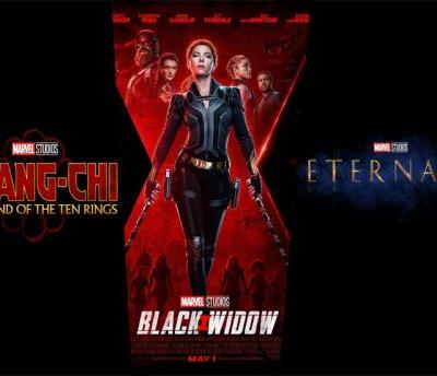 Black Widow Release Date Pushed Along With Eternals, Shang-Chi & More!