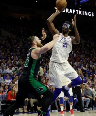 Celtics take 3-0 series lead with OT win over 76ers