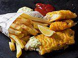 Oh my COD! Cut down fish and chips to just 600 CALORIES to combat obesity crisis