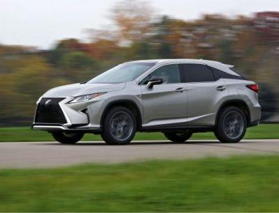 2017 Lexus RX In-Depth Review: Aging Gracefully