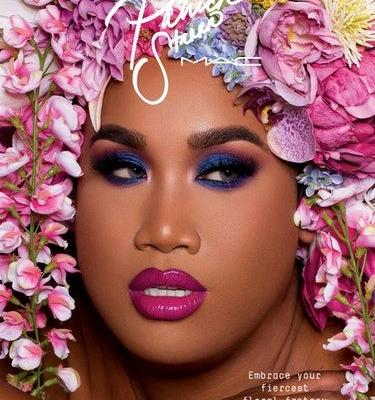 When Does MAC x Patrick Starr Makeup Drop? The Floral Realness Is About To Bloom