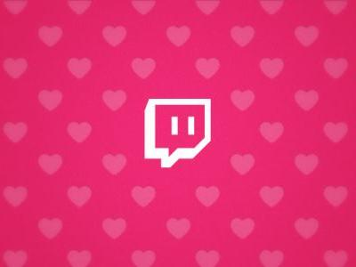 It's all love on Twitch this Valentine's Day