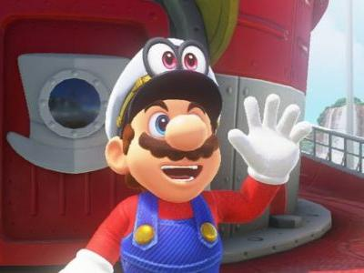 Adobe Data says Switch, Super Mario Odyssey among the top-selling items for Cyber Monday