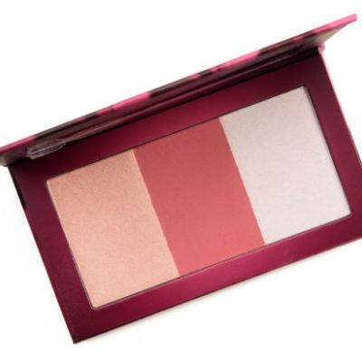 Urban Decay Naked Cherry Highlighter & Blush Palette Review & Swatches