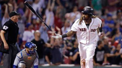 Hanley Ramirez homers in 15th inning as Red Sox outlast Blue Jays
