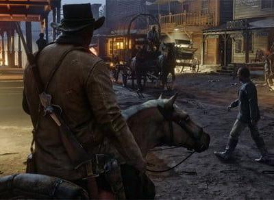 'Red Dead Redemption 2' video gives a master class in Wild West robberies
