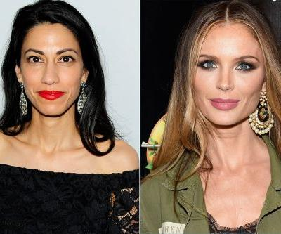 Georgina Chapman confides in Anthony Weiner's ex