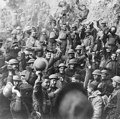 'Am I dreaming?' These are some of the letters written by soldiers on last day of World War I
