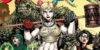 Suicide Squad: Hell to Pay Added to DC's Animation Slate