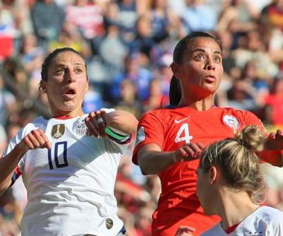 Watch: USA's Carli Lloyd golf claps critics at Women's World Cup